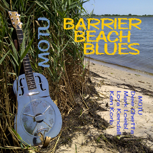 MOTU: BARRIER BEACH BLUES  CD