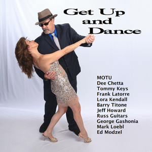 MOTU: GET UP AND DANCE CD AND BLU-RAY 2 DISC SET
