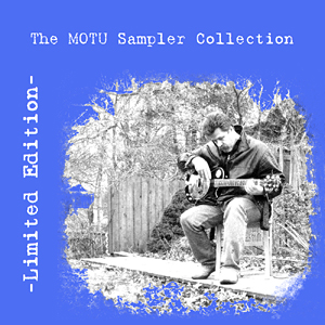 MOTU: THE MOTU SAMPLER COLLECTION -Limited Edition-