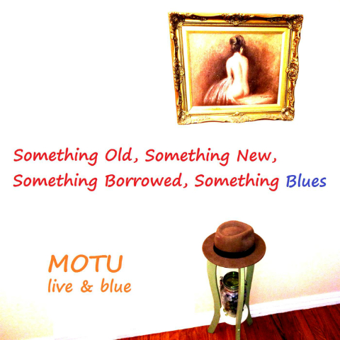 MOTU: Something Old Something New Something Borrowed Something Blues CD